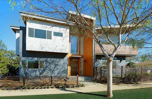 Single Family Home Architecture, Culver City, California