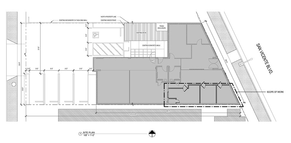commercial architect tenant improvement