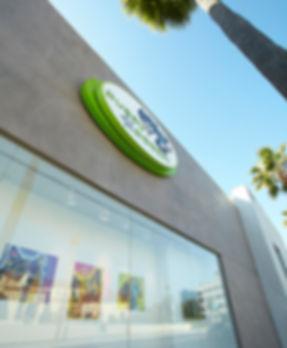 Tenant improvement architecture, Beverly Hills, California