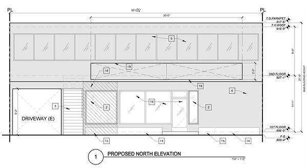 Architectural Medical Spa Commercial Tenant Improvement