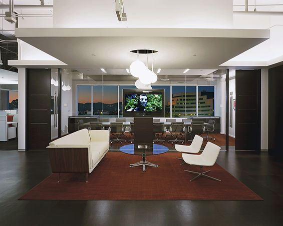 architect interior design office