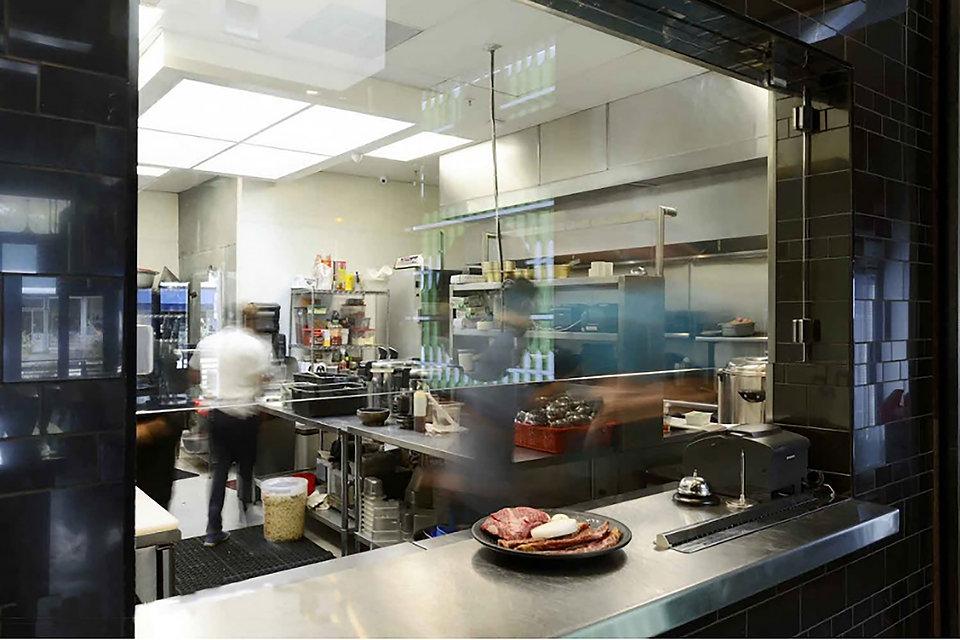 restaurant architect, restaurant designer, commercial kitchen designer, korean BBQ