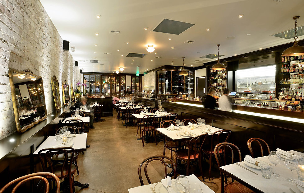 restaurant architect, restaurant designer, commercial kitchen designer