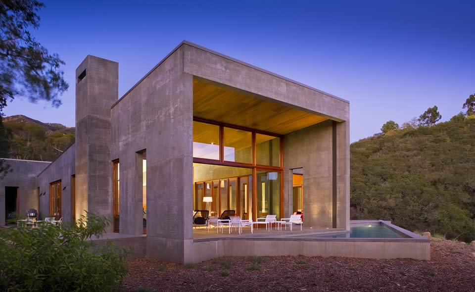 single family home architect design