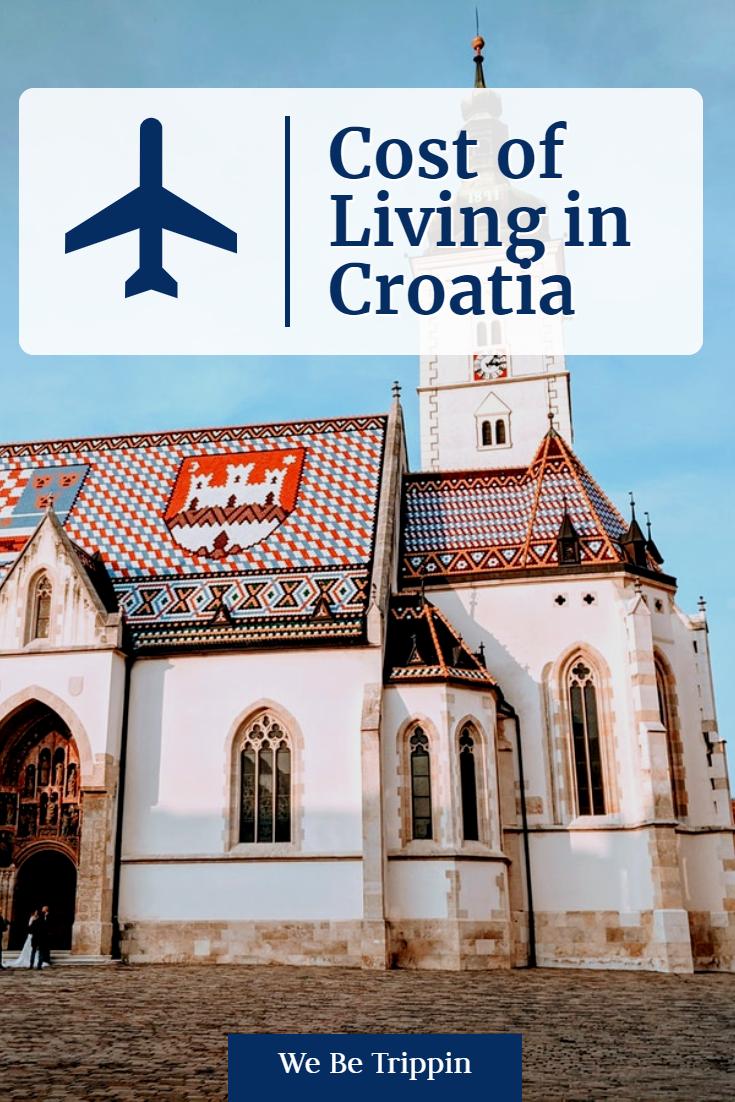 Cost of Living in Croatia