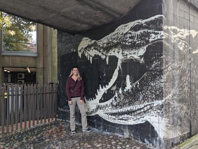 Crocodile by James Klinge