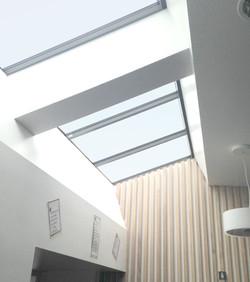 Heathlands Primary School skylight