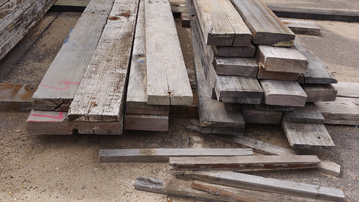 Durley Reclaimed wood 1
