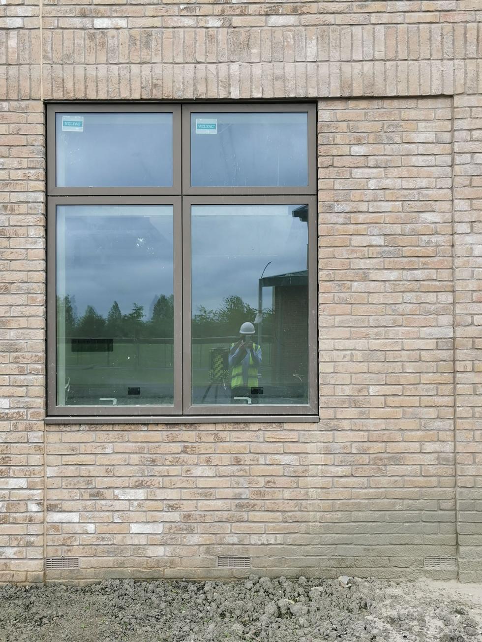 Melksham window detail