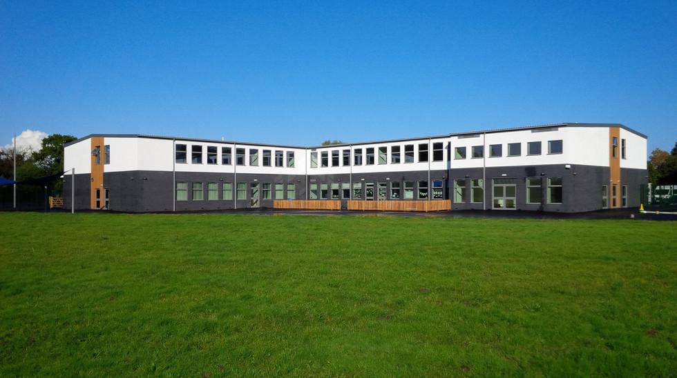Jewell Academy exterior