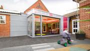 Downton Primary School - External Classroom