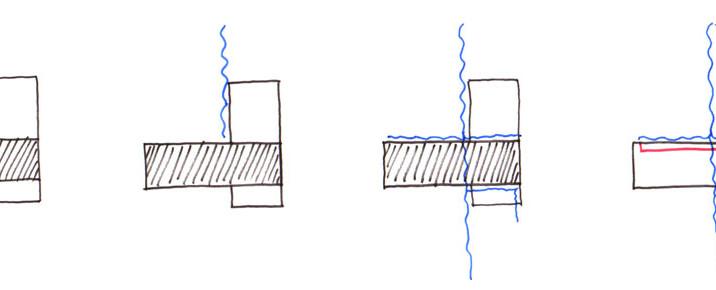 Chalk House plan diagram