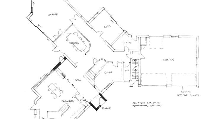 Western Road sketch plan gf