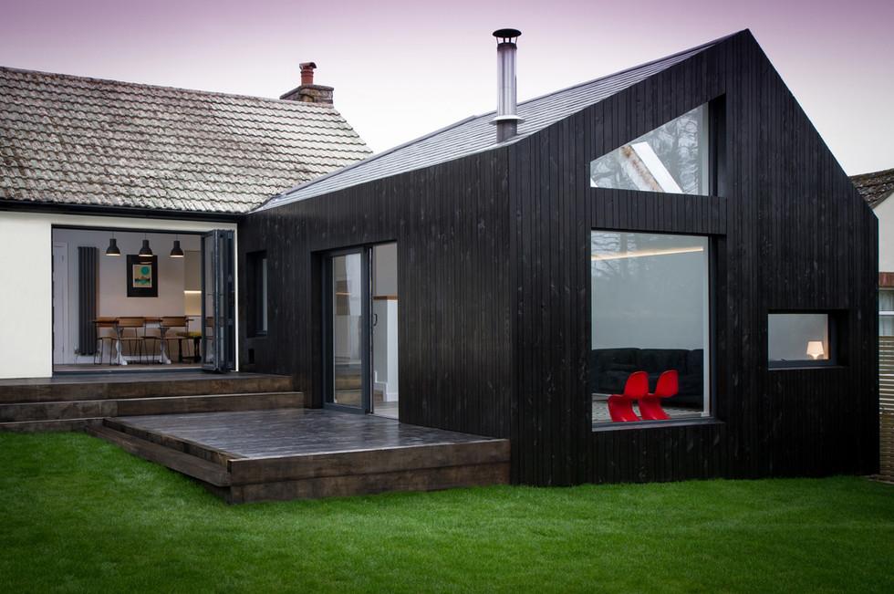 Fir House garden extension