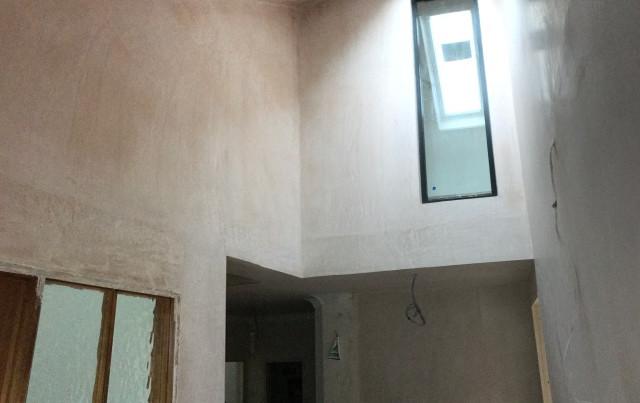 Branksome interior construction 1