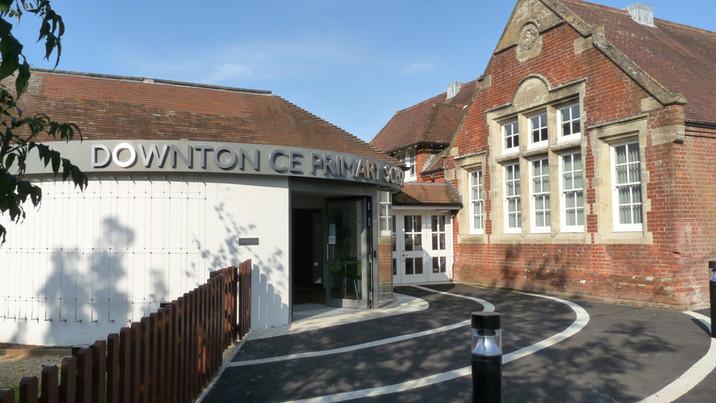 Downton Primary School - Entrance Pavilion