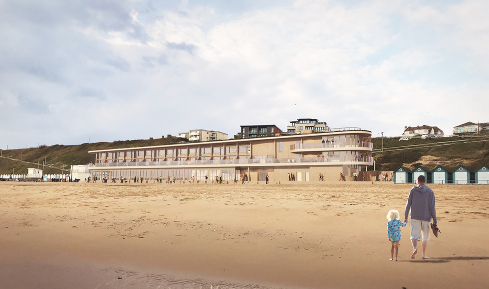 Bistro On The Beach South East render
