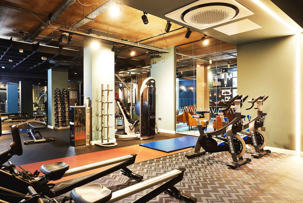 Portswood Road student gym