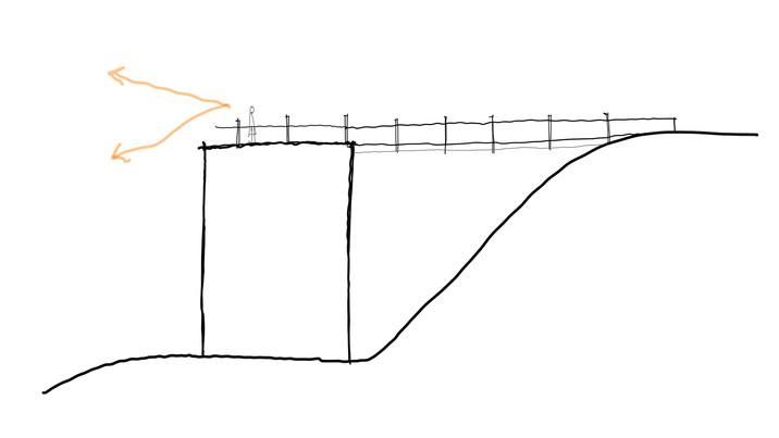 Bistro views sketch