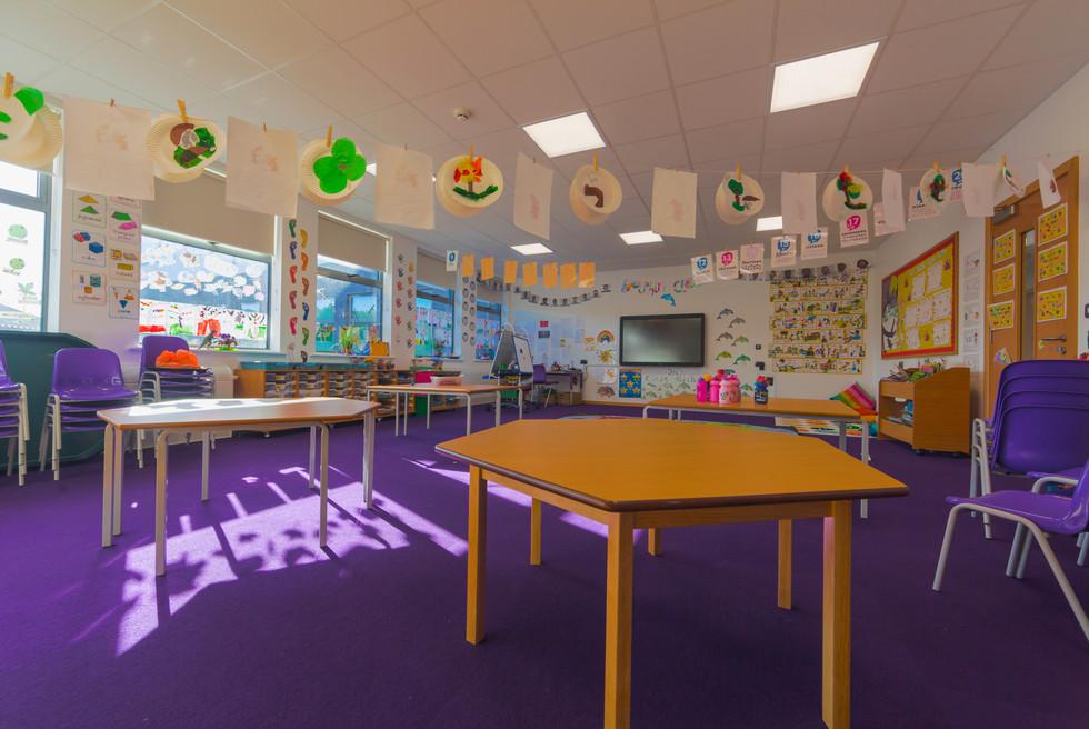 Jewell Academy classroom 1