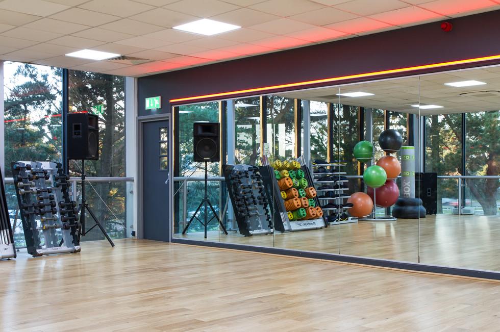 First Fitness studio