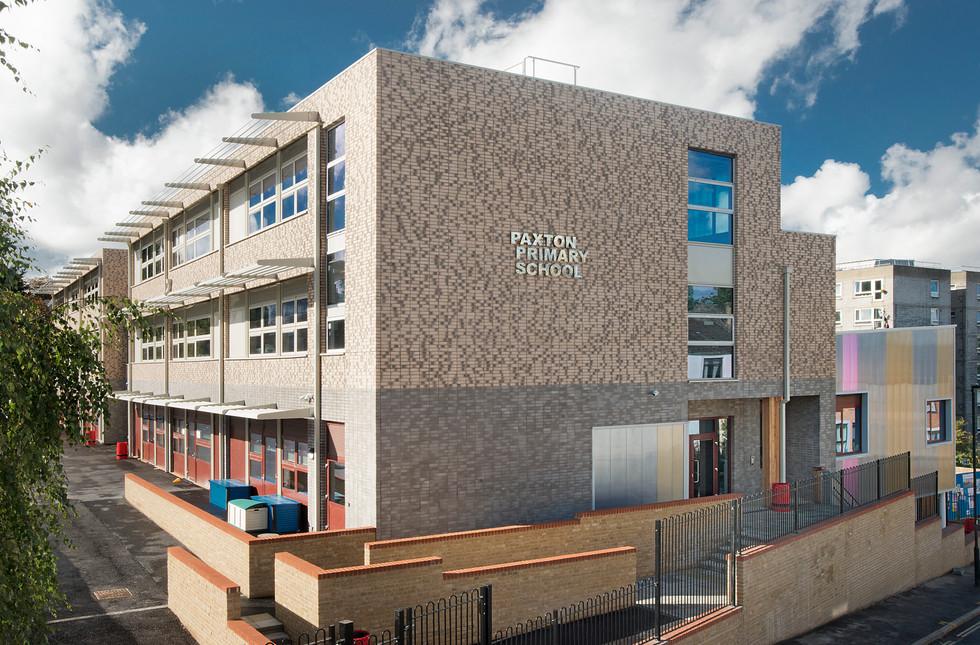 Lambeth School exterior