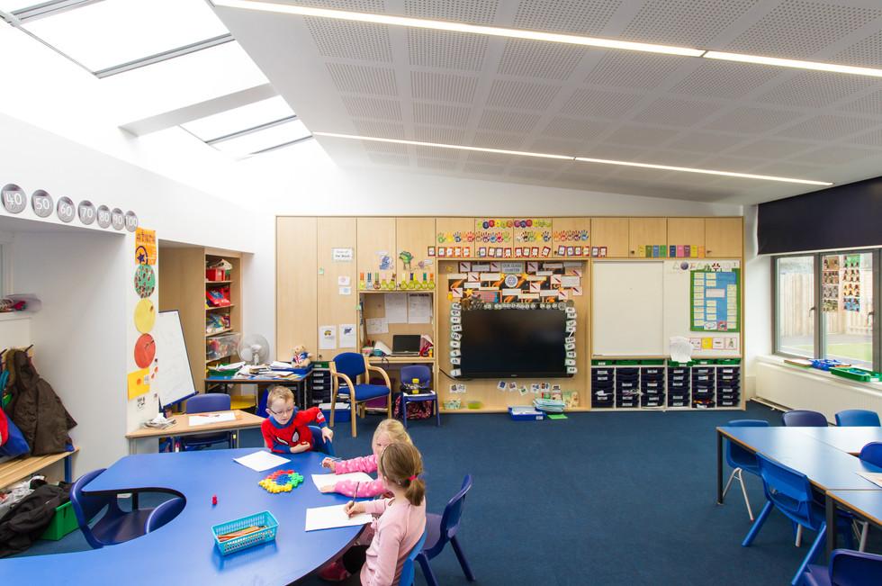 Heathlands Primary School classroom 1