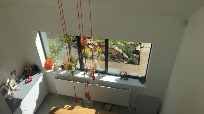 Branksome balcony
