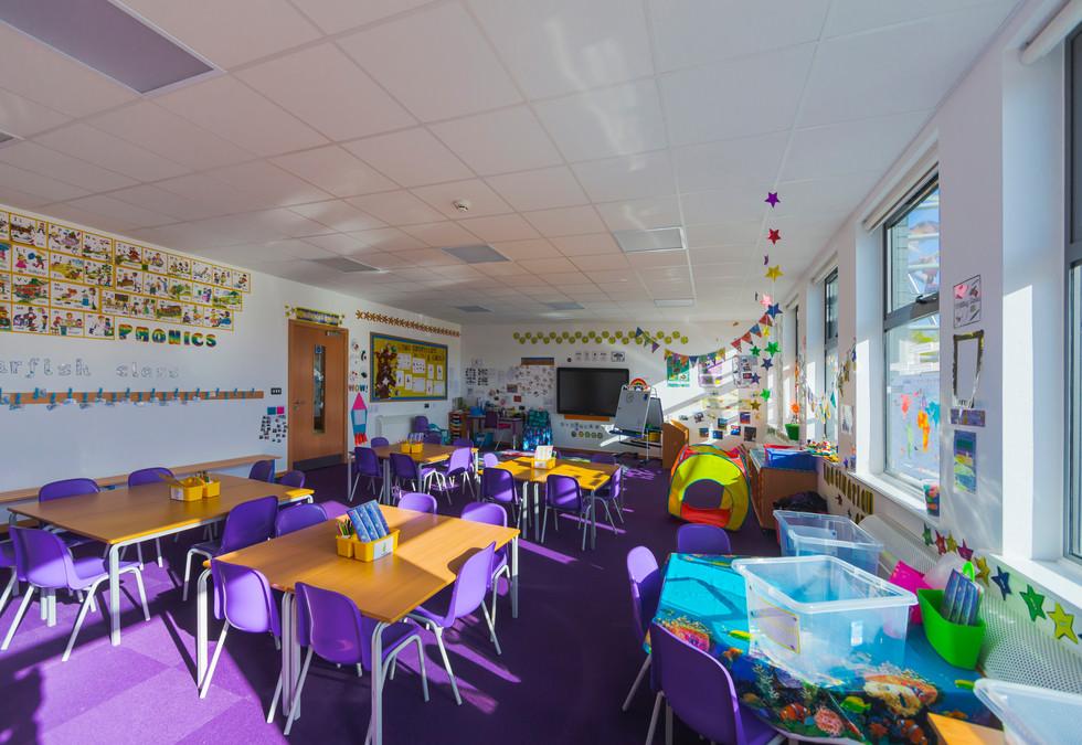 Jewell Academy classroom 2