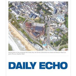 BIC Development - Bournemouth Daily Echo