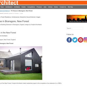Fir House - e-architet