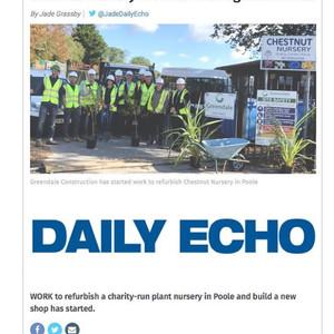 Chestnut Nursery - Bournemouth Daily Echo