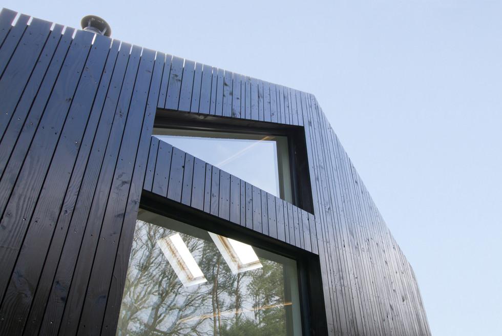 Fir House window detail