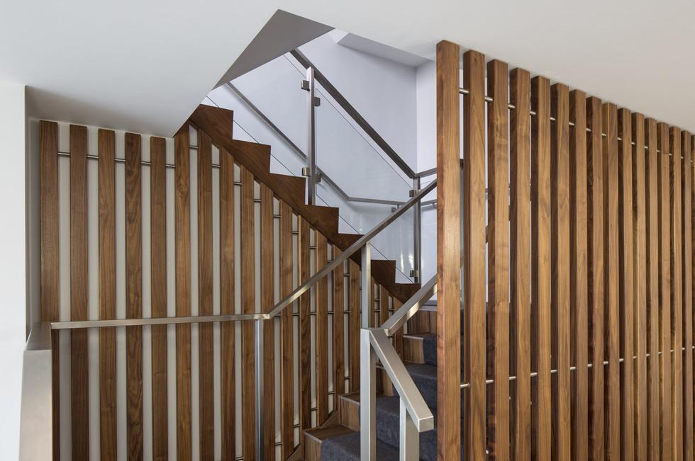 Salterns Point Stairs
