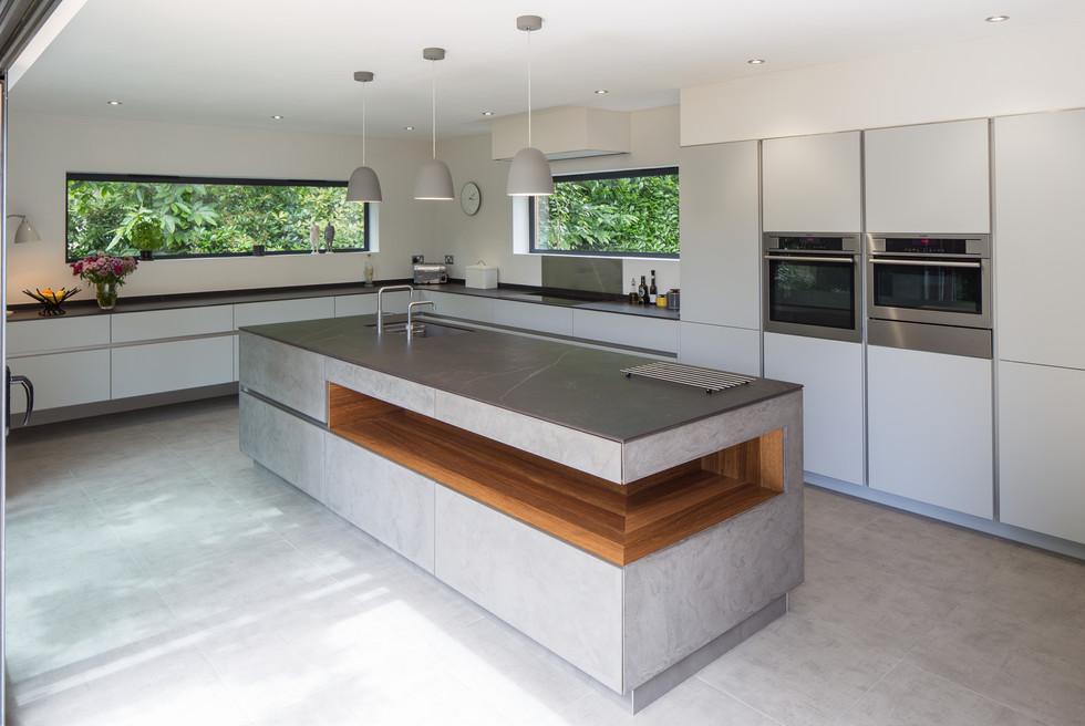Floating House Kitchen Interior 2