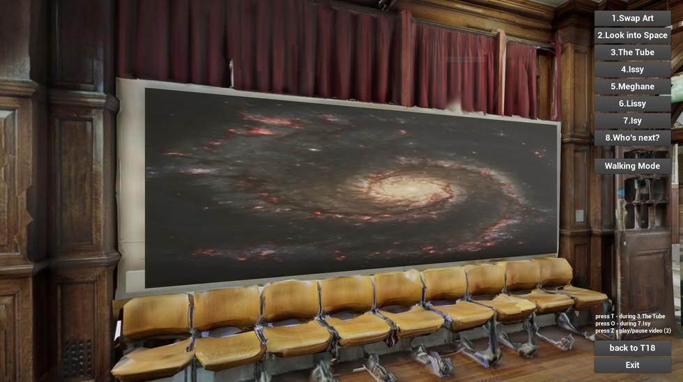 St Pauls Galaxy Visual