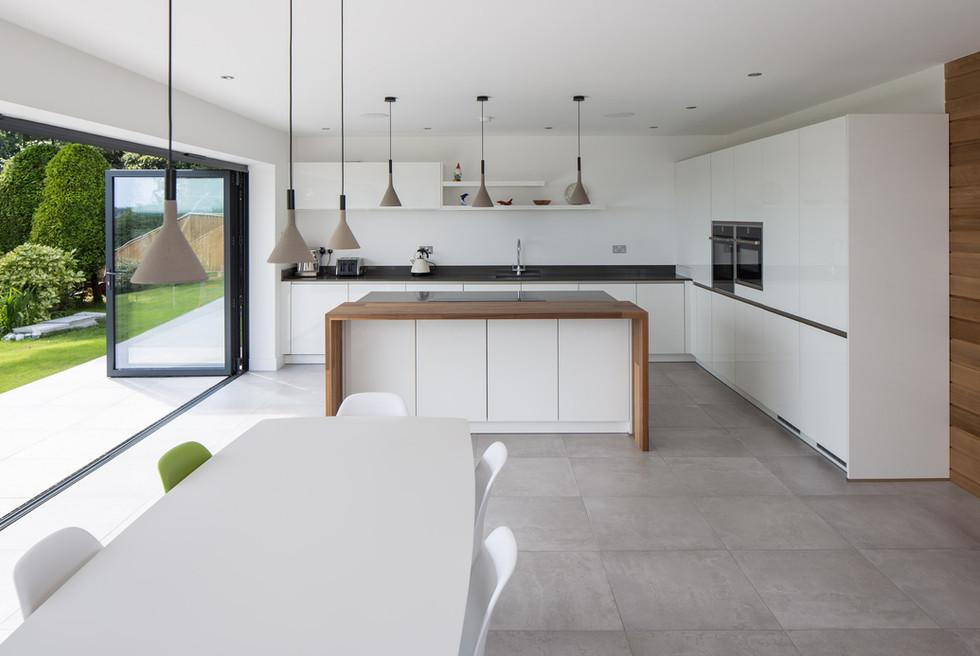 Quarry Road kitchen interior