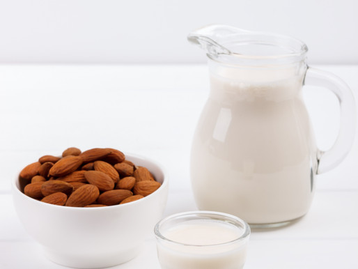 Basic Almond Milk