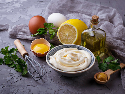 Gut-Healing Mayonnaise
