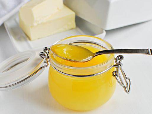 Clarified Butter (casein-free butter)