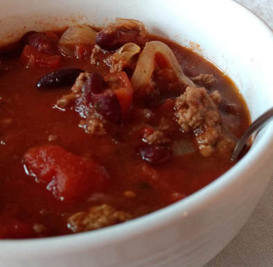 Robust Chili (Slow Cooker)