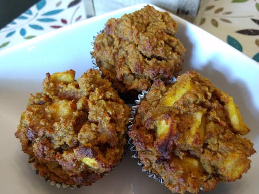 Morning Glory Muffins (Grain-Free)