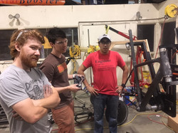 Just a Couple of Bike Builders