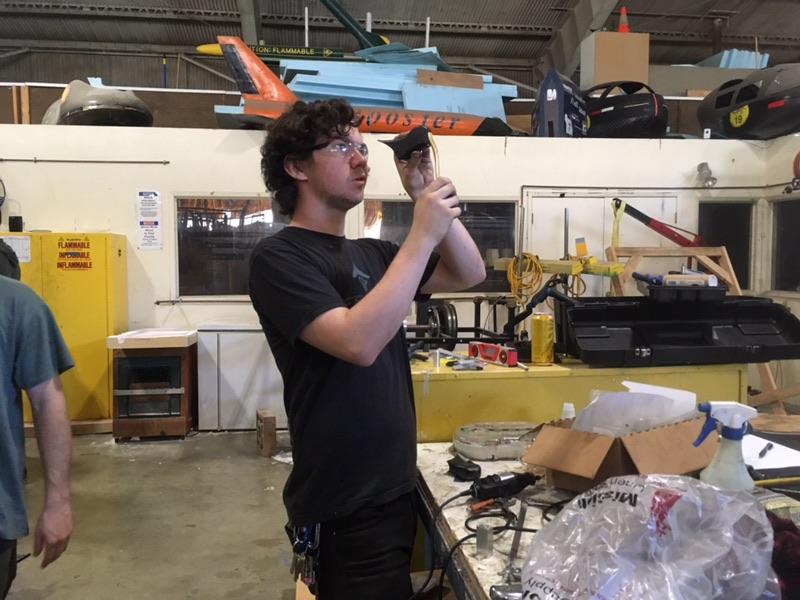 Chris Fedor Doing Cool Stuff