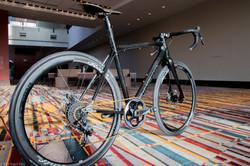 Carbon Road Bike at NAHBS