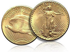 1933 Saint-Gaudens Gold Double Eagle