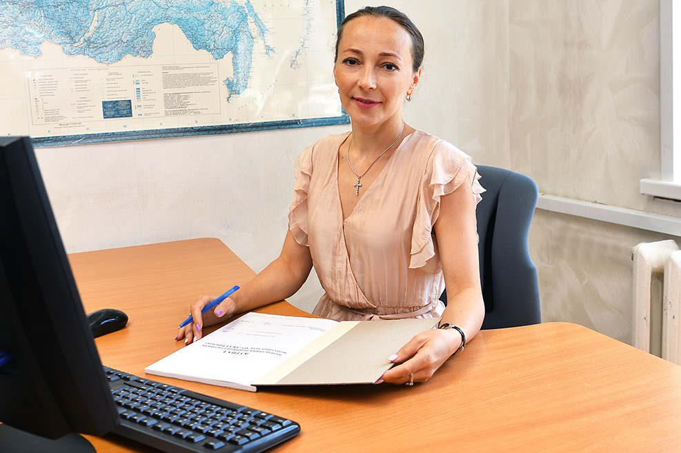 Завод ТВЭЛ-Тобольск. Наталья Копылова, специалист по  перевозкам