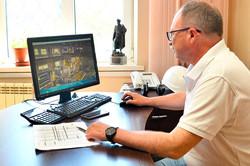 Генеральный директор ТВЭЛ-Тобольск Александр Голембиовский
