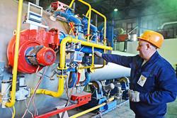 Завод ТВЭЛ-Тобольск. Контроль рабочих параметров прогрева труб
