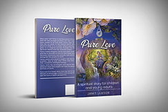 Pure Love edition 2 book cover - 3D jpg